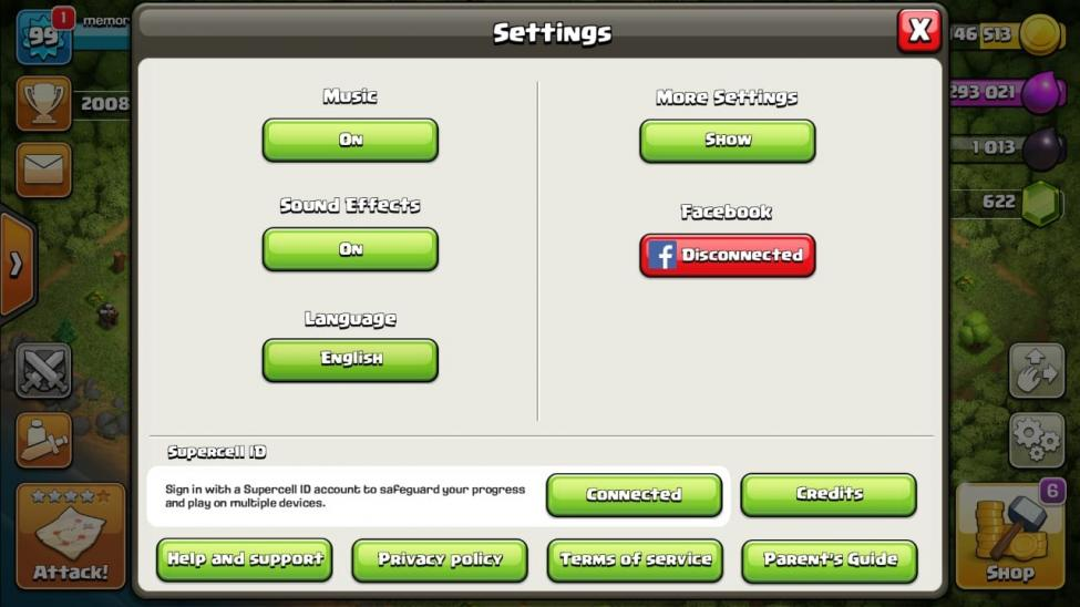 Buy and Sell Clash of Clans Accounts | Cheap COC Account For