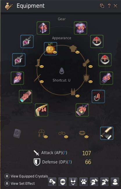 Black Desert Online EU-Lvl54-※SHAI※-Quality Beginner Equipment-Email