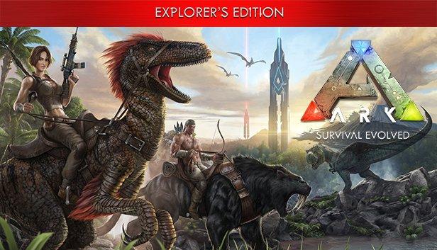 Steam Steam-ARK: Explorer's Edition - New Account - No 5$ Restriction