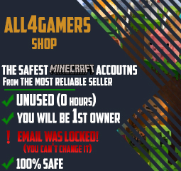 Buy Minecraft Accounts | Buy MC Accounts | Fresh MC Accounts