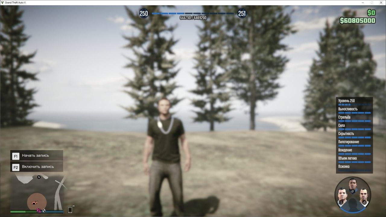 Gta V Online Rockstar Pc Safe 60 Millions 250 Lvl Full Unlock Max Stats L Safe